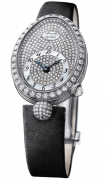 Breguet Reine de Naples Automatic Mini Ladies watch, model number - 8928bb/8d/844.dd0d, discount price of £22,960.00 from The Watch Source