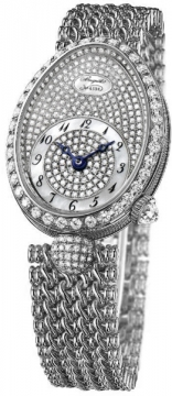 Breguet Reine de Naples Automatic Mini Ladies watch, model number - 8928bb/8d/j20.dd00, discount price of £40,035.00 from The Watch Source