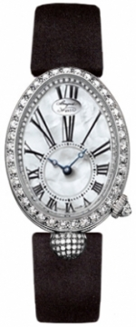 Breguet Reine de Naples Automatic Mini Ladies watch, model number - 8928bb/51/844.dd0d, discount price of £23,220.00 from The Watch Source