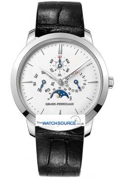 Girard Perregaux 1966 Perpetual Calendar 90535-53-131-bk6a watch