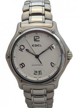 Ebel 1911 Automatic Big Date Mens watch, model number - 9125241/10665p, discount price of £1,505.00 from The Watch Source