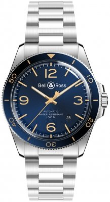 Bell & Ross BR V2-92 BRV292-BU-G-ST/SST watch