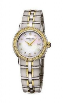 Raymond Weil Parsifal Ladies watch, model number - 9440 STS 97081, discount price of £1,715.00 from The Watch Source