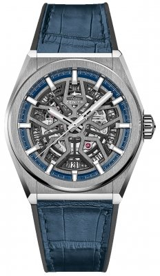 Buy this new Zenith Defy Classic 95.9000.670/78.r584 mens watch for the discount price of £4,482.00. UK Retailer.