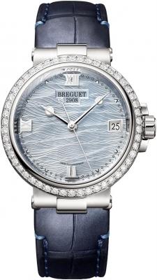 Breguet Marine Automatic 33.8mm 9518bb/v2/984/d000 watch