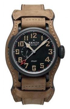 Buy this new Zenith Pilot Montre d'Aeronef Type 20 GMT 96.2431.693/21.c738 mens watch for the discount price of £5,250.00. UK Retailer.