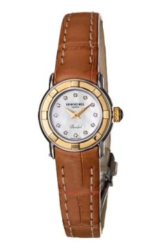 Buy this new Raymond Weil Parsifal 9640 STC 97081 ladies watch for the discount price of £975.00. UK Retailer.