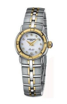 Buy this new Raymond Weil Parsifal 9640 STG 97081 ladies watch for the discount price of £1,065.00. UK Retailer.