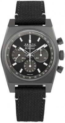 Zenith Chronomaster Revival El Primero 37mm 97.t384.4061/21.c822 watch