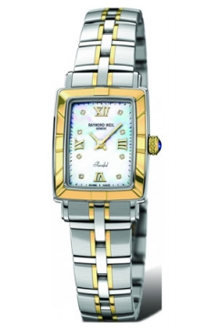 Raymond Weil Parsifal Ladies watch, model number - 9740 STG 00995, discount price of £1,195.00 from The Watch Source