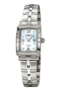 Raymond Weil Parsifal Ladies watch, model number - 9741 ST 00995, discount price of £1,105.00 from The Watch Source
