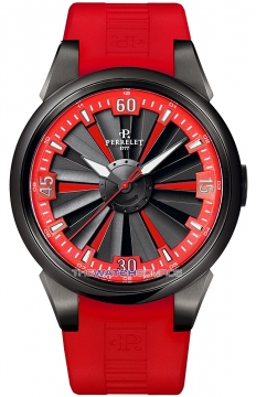 Perrelet Turbine 44mm Mens watch, model number - A1047/6 TURBINE RACING, discount price of £3,568.00 from The Watch Source
