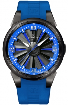Perrelet Turbine 44mm Mens watch, model number - A1047/8 TURBINE RACING, discount price of £3,568.00 from The Watch Source