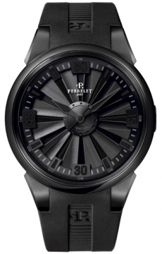 Perrelet Turbine 44mm Mens watch, model number - A1047/2, discount price of £3,510.00 from The Watch Source
