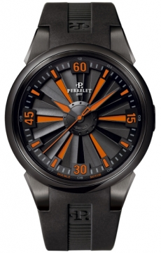 Perrelet Turbine 44mm Mens watch, model number - A1047/3, discount price of £3,510.00 from The Watch Source