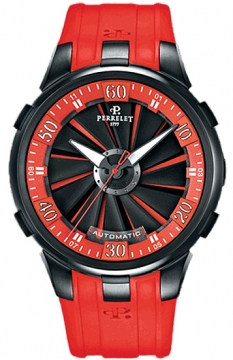 Perrelet Turbine 50mm Mens watch, model number - A1051/6 TURBINE RACING XL, discount price of £4,149.00 from The Watch Source
