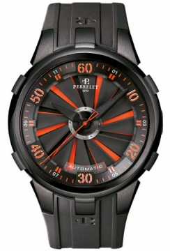 Perrelet Turbine 50mm Mens watch, model number - a1051/2, discount price of £3,440.00 from The Watch Source
