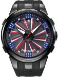 Perrelet Turbine 50mm A4015/1 TURBINE XL AMERICA watch
