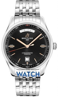Breitling Premier Automatic Day Date 40 a45340241b1a1 watch