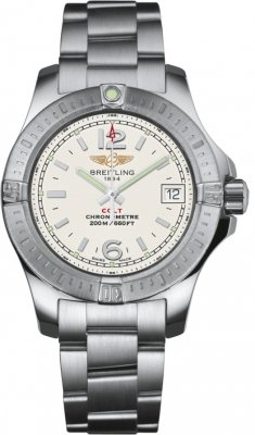 Breitling Colt Lady 33mm a77388111g1a1 watch