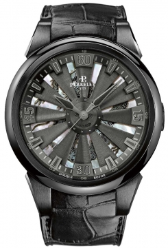 Perrelet Turbine 44mm Mens watch, model number - A8000/1 TURBINE DRAGON, discount price of £4,990.00 from The Watch Source
