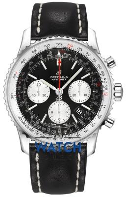 Breitling Navitimer 1 B01 Chronograph 43 ab0121211b1x1 watch