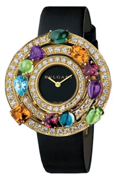 Bulgari Astrale Cerchi Quartz 36mm Ladies watch, model number - ae36d2cbl, discount price of £16,575.00 from The Watch Source