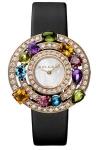 Bulgari Astrale Cerchi Quartz 36mm aep36d2cwl watch