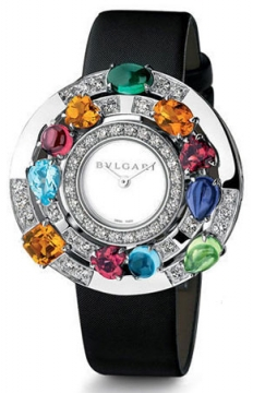 Bulgari Astrale Cerchi Quartz 36mm Ladies watch, model number - aew36d1cwl, discount price of £14,522.00 from The Watch Source