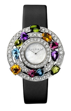 Bulgari Astrale Cerchi Quartz 36mm Ladies watch, model number - aew36d2cwl, discount price of £14,260.00 from The Watch Source