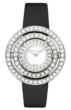 Bulgari Astrale Cerchi Quartz 36mm Ladies watch, model number - aew36d2wl, discount price of £22,061.00 from The Watch Source