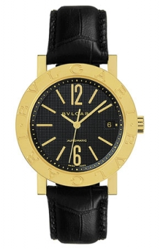Bulgari BVLGARI BVLGARI Automatic 38mm Mens watch, model number - bb38bgldauto/n, discount price of £8,610.00 from The Watch Source