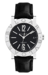 Bulgari BVLGARI BVLGARI Automatic 38mm bb38bsldauto/n watch