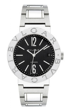 Bulgari BVLGARI BVLGARI Automatic 38mm Mens watch, model number - bb38bssdauto/n, discount price of £3,434.00 from The Watch Source