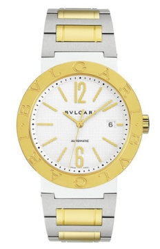 Bulgari BVLGARI BVLGARI Automatic 38mm Mens watch, model number - bb38wsgdauto/n, discount price of £5,244.00 from The Watch Source