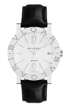 Bulgari BVLGARI BVLGARI Automatic 38mm Mens watch, model number - bb38wsldauto/n, discount price of £3,066.00 from The Watch Source