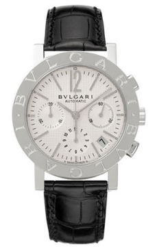 Bulgari BVLGARI BVLGARI Chronograph 38mm Mens watch, model number - bb38wsldch/n, discount price of £4,322.00 from The Watch Source
