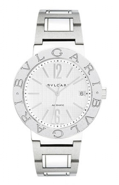 Bulgari BVLGARI BVLGARI Automatic 38mm Mens watch, model number - bb38wssdauto/n, discount price of £3,434.00 from The Watch Source