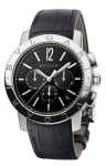 Bulgari BVLGARI BVLGARI Chronograph 41mm bb41bsldch watch