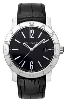 Bulgari BVLGARI BVLGARI Automatic 41mm Mens watch, model number - bb41bsld, discount price of £4,007.00 from The Watch Source