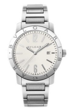 Bulgari BVLGARI BVLGARI Automatic 41mm Mens watch, model number - bb41wssd, discount price of £4,505.00 from The Watch Source