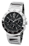 Bulgari BVLGARI BVLGARI Chronograph 42mm bb42bssdch watch
