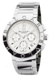 Bulgari BVLGARI BVLGARI Chronograph 42mm bb42wssdch watch