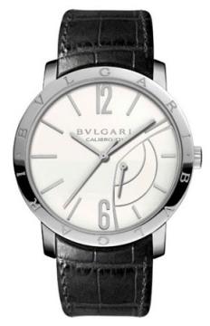 Bulgari BVLGARI BVLGARI Power Reserve Manual Wind 43mm Mens watch, model number - bb43wsl, discount price of £6,314.00 from The Watch Source