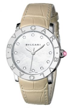 Bulgari BVLGARI BVLGARI Automatic 33mm Ladies watch, model number - bbl33wsl/12, discount price of £3,127.00 from The Watch Source