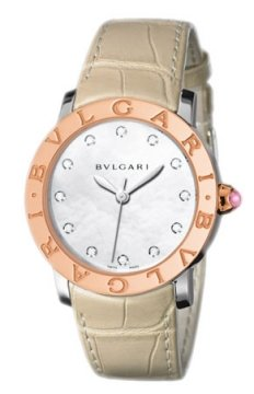 Bulgari BVLGARI BVLGARI Automatic 33mm Ladies watch, model number - bbl33wspgl/12, discount price of £5,015.00 from The Watch Source