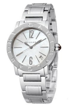 Bulgari BVLGARI BVLGARI Automatic 33mm Ladies watch, model number - bbl33wssd, discount price of £3,157.00 from The Watch Source