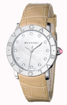 Bulgari BVLGARI BVLGARI Automatic 37mm Ladies watch, model number - bbl37wsl/12, discount price of £3,174.00 from The Watch Source