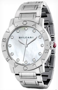 Bulgari BVLGARI BVLGARI Automatic 37mm Ladies watch, model number - bbl37wss/12, discount price of £3,803.00 from The Watch Source