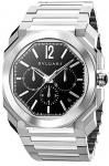 Bulgari Octo VELOCISSIMO Chronograph 41mm bgo41bssdch watch